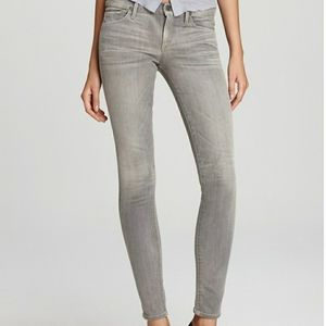 Citizen of Humanity Avedon low rise skinny jeans